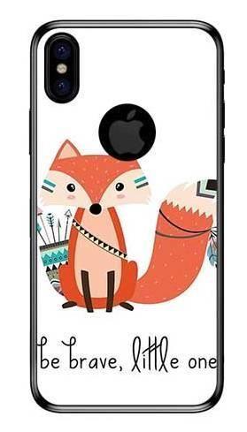 Etui Dla Dziecka Odwazny Lisek Na Apple Iphone X Apple Iphone X Apple Iphone Iphone Xs X 29 90 Zl