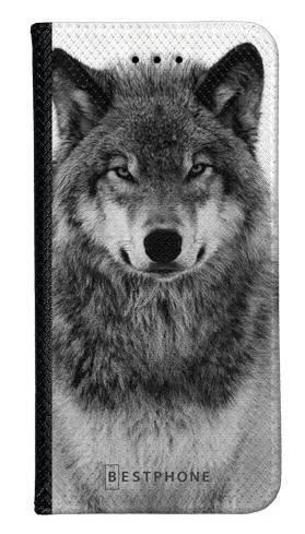 8a7c585482e21 Portfel Wallet Case Samsung Galaxy S10 spokojny wilk
