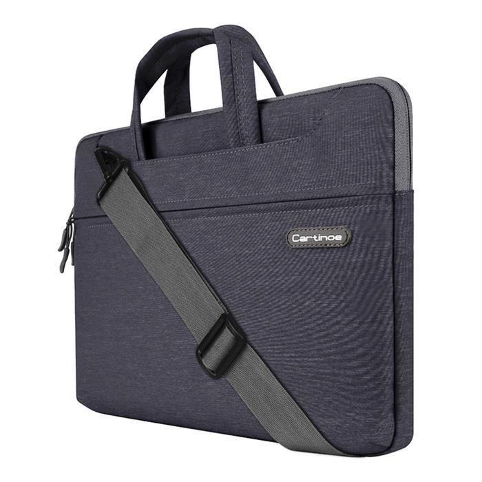 81021ee51d0d5 Cartinoe torba na laptopa Starry Series 13,3 cala czarna 13.3 ...