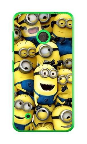 FANCY Nokia LUMIA 530 minionki